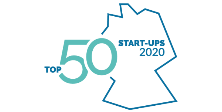 Top 50 Start-ups Deutschland 2020